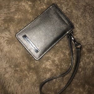 Vince Camuto wrist ID wallet